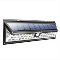 54 Led Solar Motion Sensor Outdoor Lamp(Black)