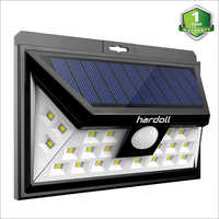 24 LED Solar  Motion Sensor Security Waterproof Light