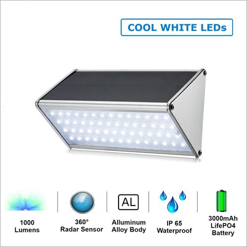 56 Led Solar Motion Sensor Lamp(Cool White)