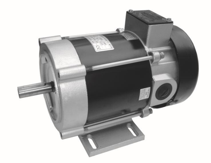 Foot Mount PMDC Motor