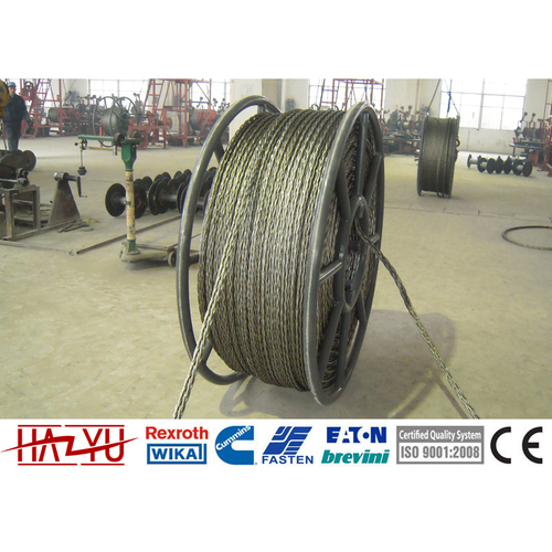 YL30-12x29Fi High Strength Anti Twist Drawing Rope For Underground Line