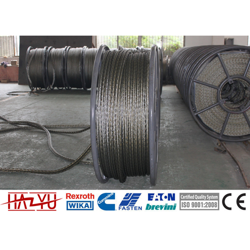 YL22-18X29Fi High Strength Anti Twist Drawing Rope For Underground Line