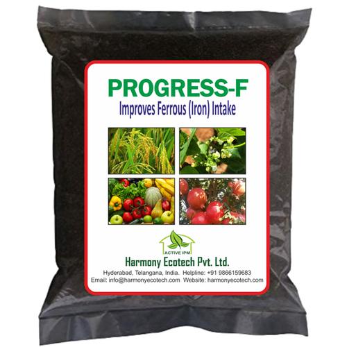 Progress-F Improves Ferrous Intake