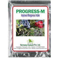 Progress-M Improves Manganese Intake