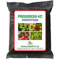 Progress-VC Enriched Vermi Compost