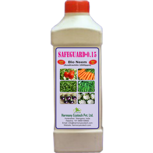 SafeGuard-0.15 Bio Neem