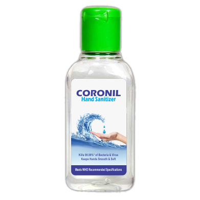100ml Coronil Hand Sanitizer