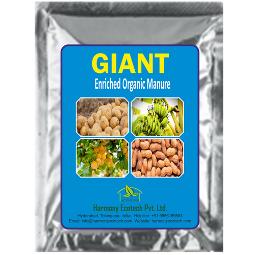 Giant Enriched Organic Manure