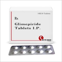 Glimepiride Tablets