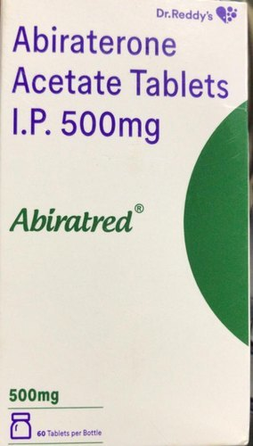 Abiraterone Acetate 500 mg