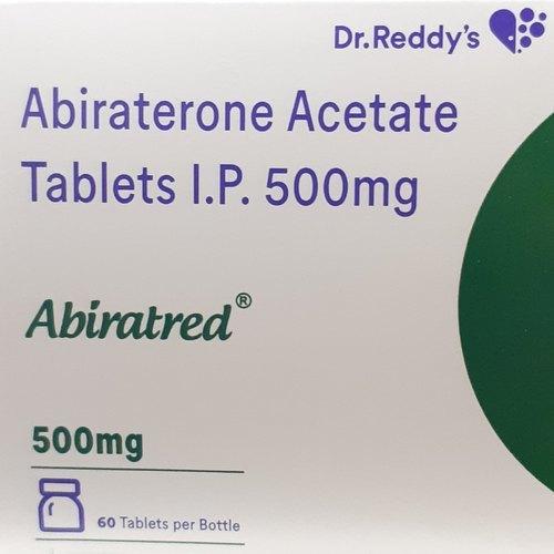 Abiraterone Acetate 500 mg