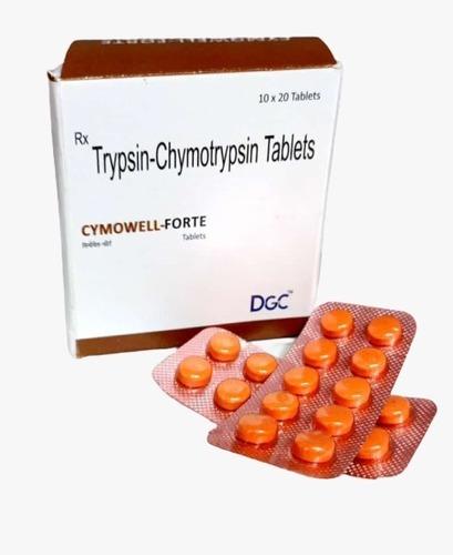 TRYPSIN CHYMOTRYPSIN 1 LAC I U