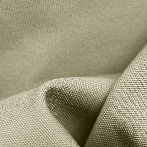 Raw Cotton Canvas Fabric
