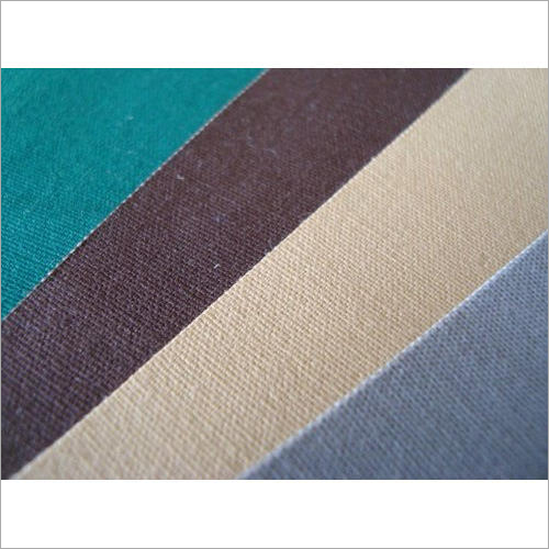 Raw Natural Cotton Canvas Fabric