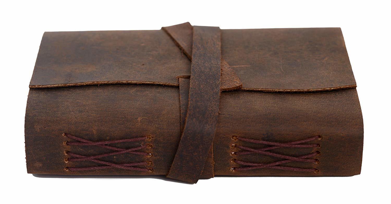 Buffalo leather Journal