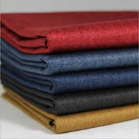 Twill Plain Fabric