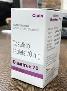 Dasatrue 70mg Tablets