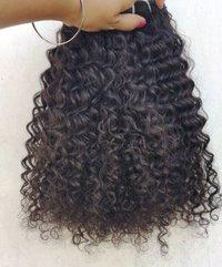 Vietnam Human Steamed Curly Hair ,virgin Cuticle Aligned Hair
