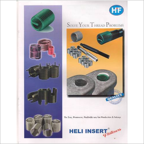 Helicoil Screw Threaded Inserts (H I F Brand Screw Thread Inserts