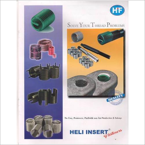 Helicoil Screw Threaded Inserts (H I F Brand Screw Thread Inserts