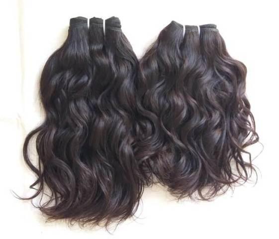Virgin Indian Wavy Hair