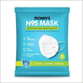 N95 10 Pcs Protective Face Mask