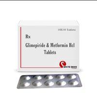 Glimepiride & Metformin HCL Tablets