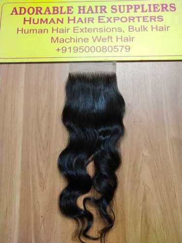 Remy Silky Straight Machine Weft Hair