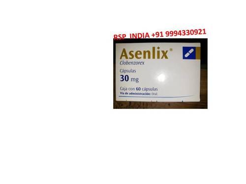 ASENLIX 30MG CAPSULES