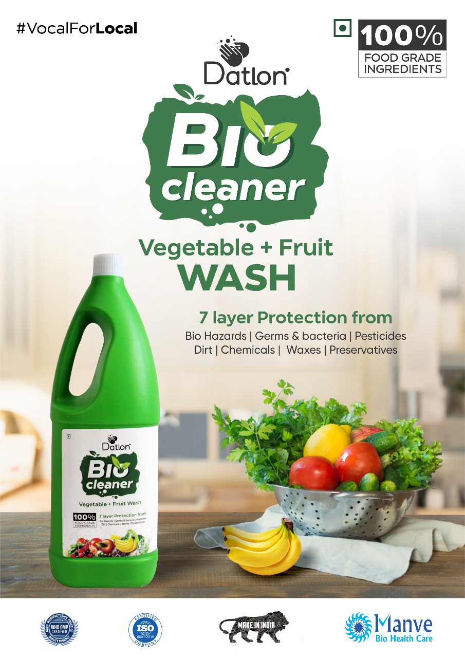Datlon Bio Cleaner Fruit + Vegetable Cleaner