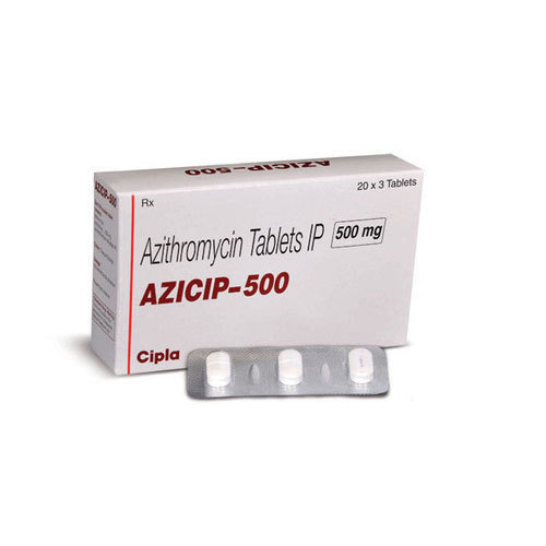 Azicip 500mg Tablets