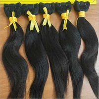 RAW INDIAN HUMAN NATURAL STRAIGHT HAIR