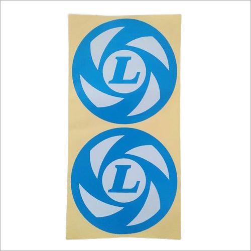 Vinyl Logo Sticker