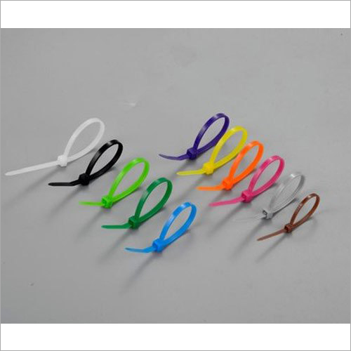 Locking Plastic Cable Tie