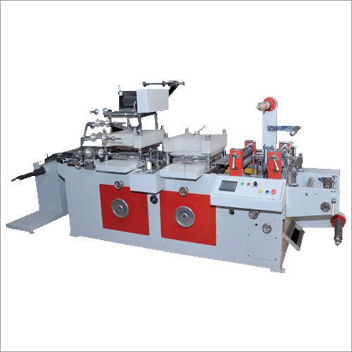 Stamping & Die Cutting Machine