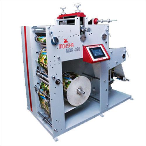 Intermittent Rotary Die Cutting Machine