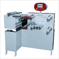 Barcode Label Slitter Machine