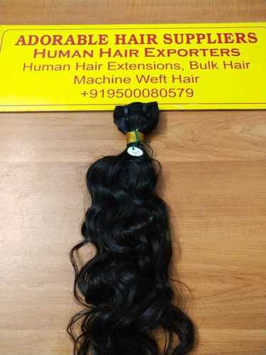 Remy Double Drawn Bulk Human Hair