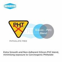Silicon Elastomer Coated Endotracheal Tube Plain & Cuffed