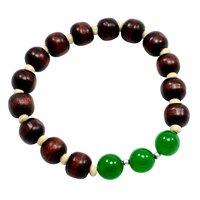 Green Onyx Gemstone Bracelet PG-156415