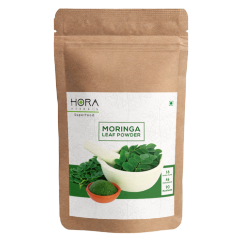 Fresh Moringa Dry Leaf Powder