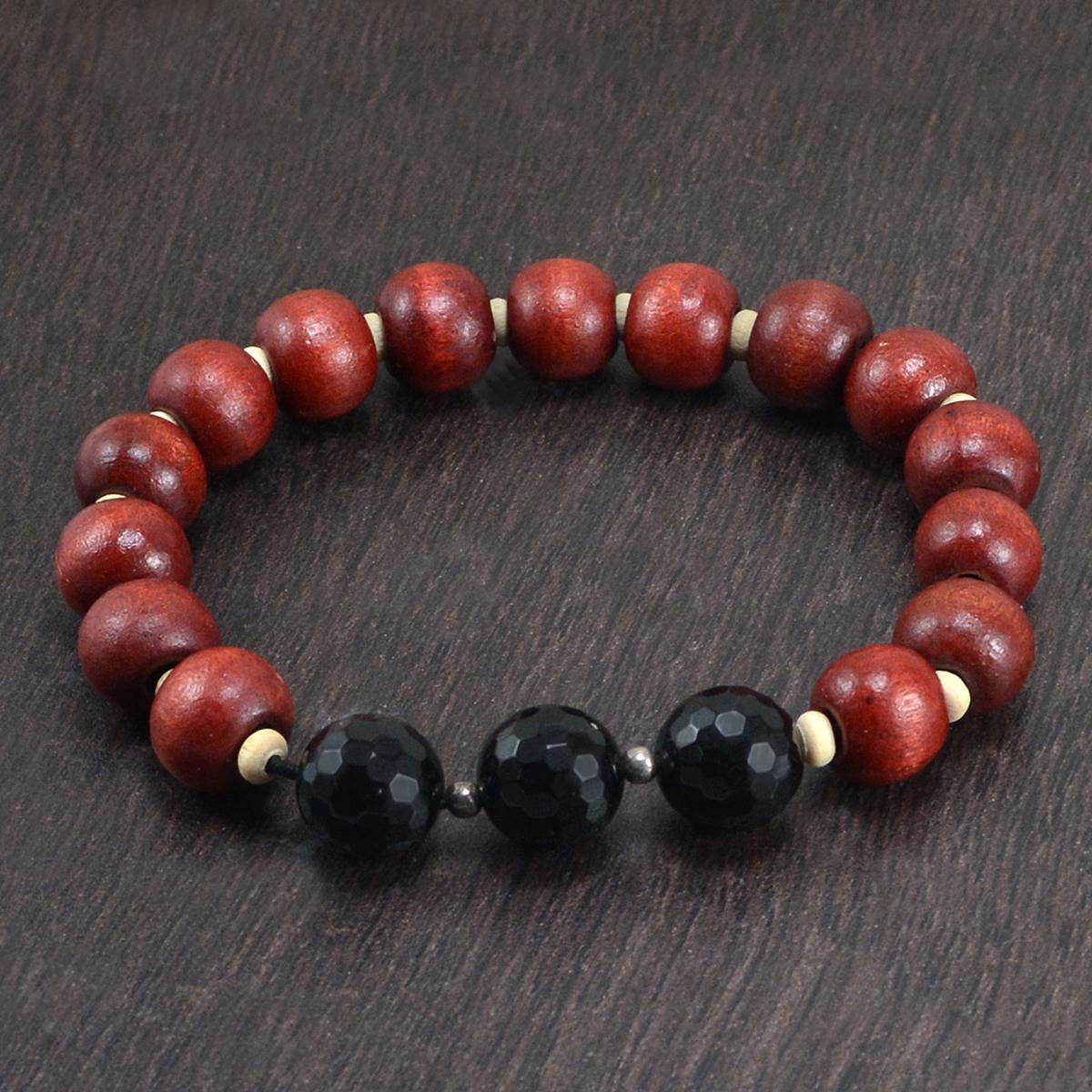 Smoky Quartz Gemstone Bracelet PG-156422