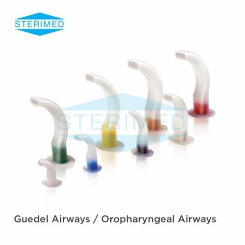 Guedel Airways / Oropharyngeal Airways