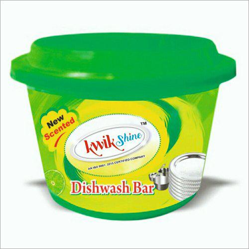 Round Dishwash Bar