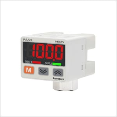 Digital Display Pressure Sensors