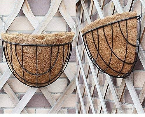 Metal Wall Hanging Basket