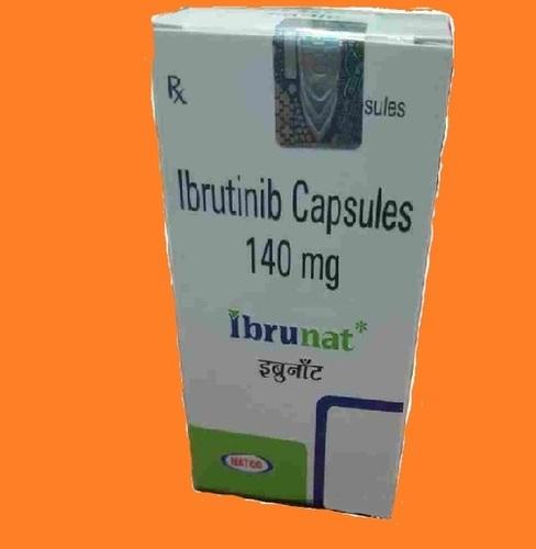 Ibrunat (Ibrutinib (140mg) - Natco)