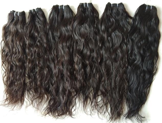 Raw Natural Indian Wavy Hair