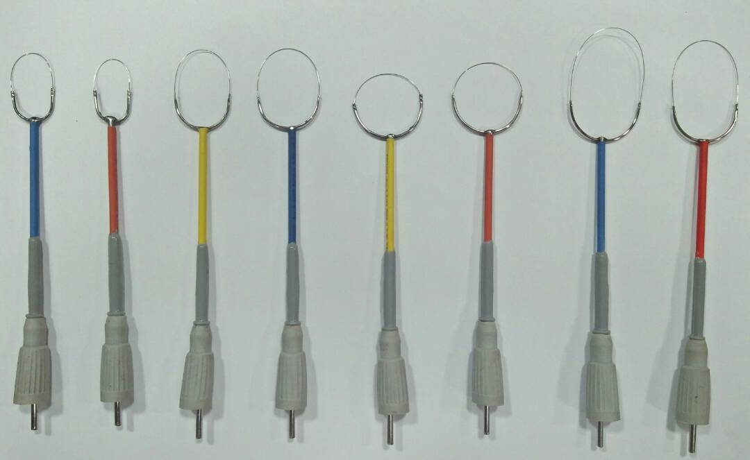 Colposcopy Loop Electrodes (Reusable)