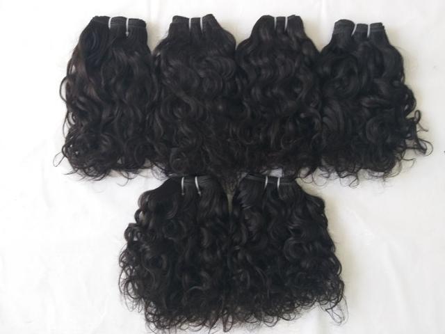 Cambodian Hair